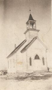 Swedish Mission Church before 1918